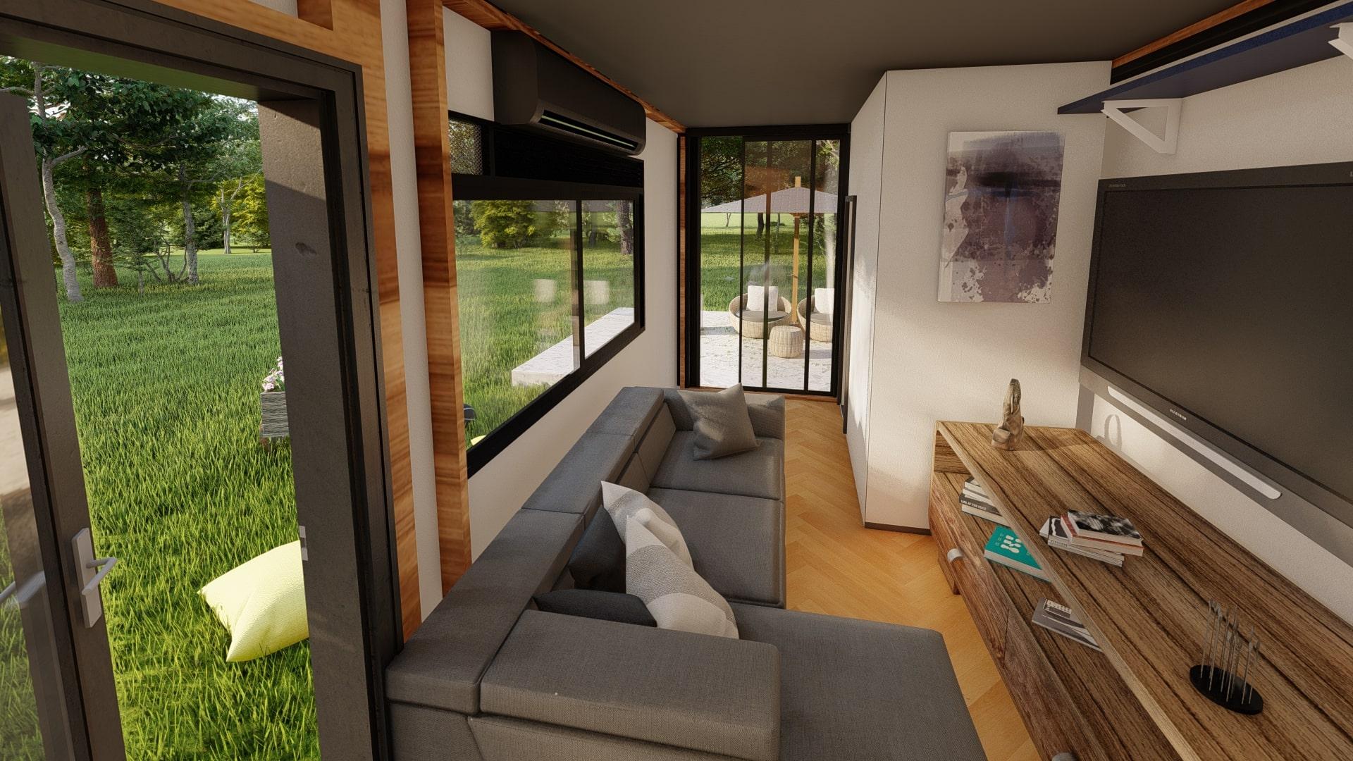 tiny house avantajları, küçük evlerin avantajları
